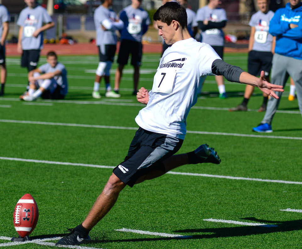 kicking competition kickingworld