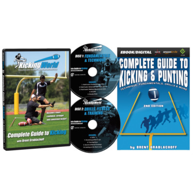 kicking video + kicking-punting ebook
