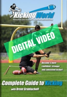 online kicking video